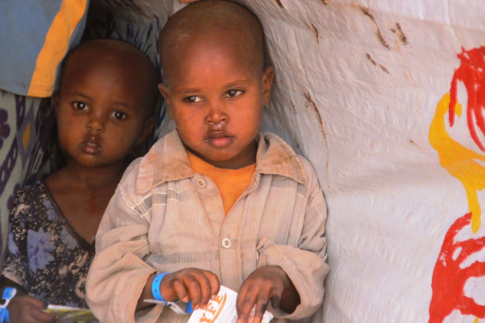 Children in Dadaab