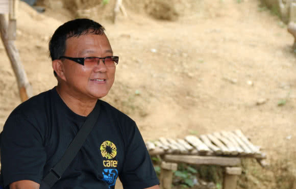 Efren is a Shelter Advisor for CARE Philippines