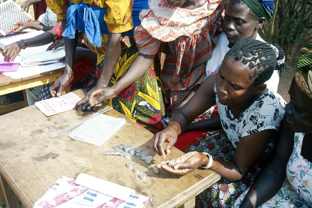 Microfinance in Uganda