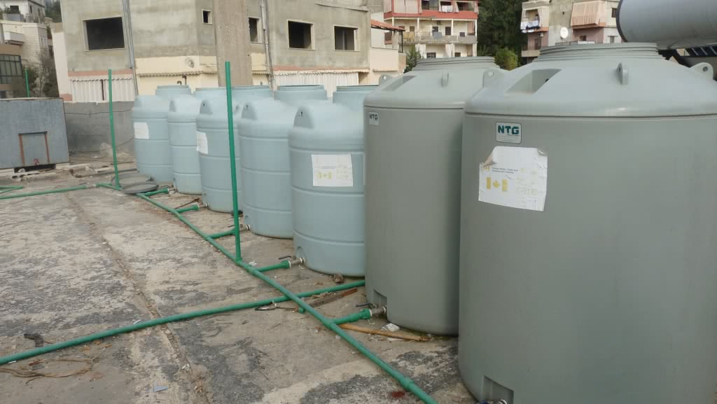 Water Tank Shelter : World toilet day better hygiene means a life