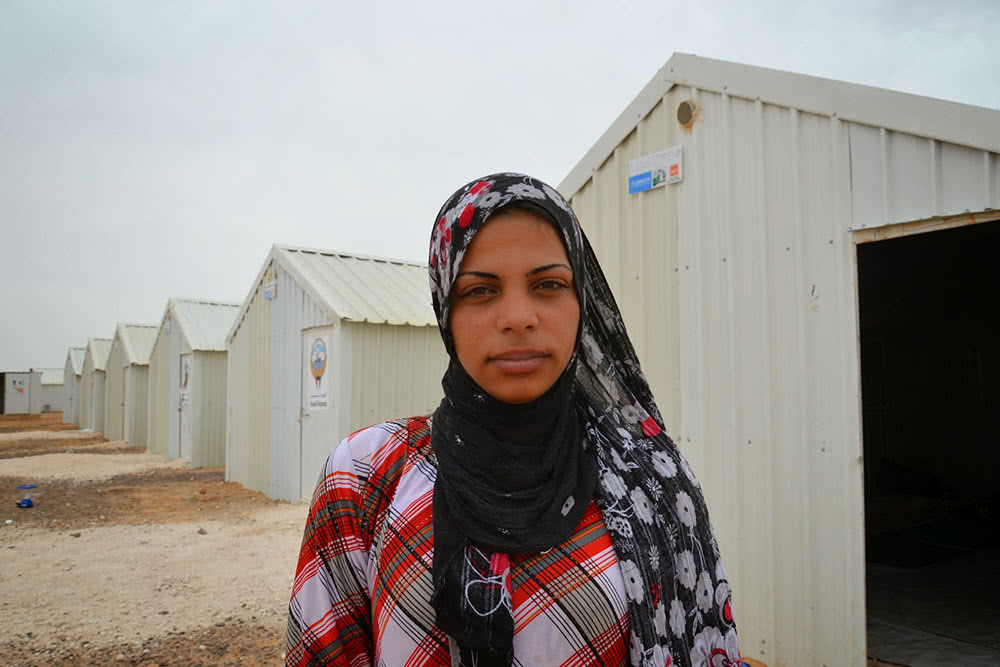 Syrian woman