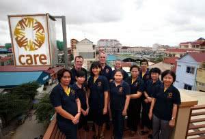 CARE Australia Staff and Board