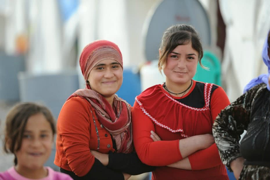 Aisha -a-syrian-refugee-Mary-Kate-MacIsaac