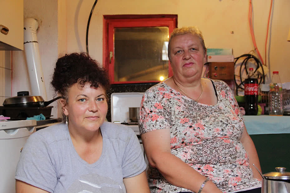 Bosnian sisters Safeta and Efita want to empower other women.