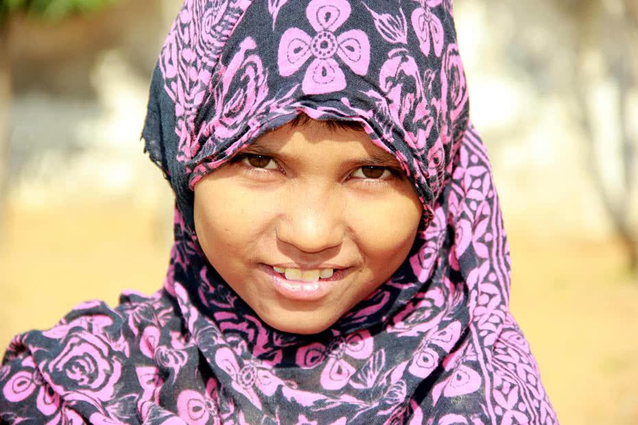 Anusha from India