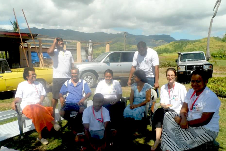 Cyclone Winston Update: A Stronger Fiji - CARE Australia - Cyclone