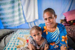 Cyclone Winston Emergency Response Update