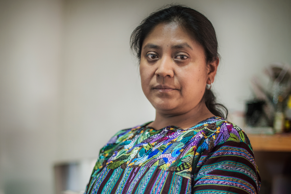 Ana Lopez - Women in business Guatemala - CARE Australia