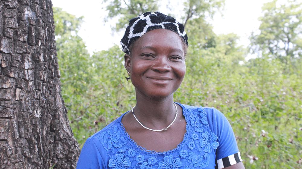 Soro Naminata - women entrepreneur Ivory Coast - CARE Australia