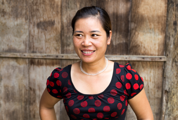 Nhung - VSLA participant Vietnam