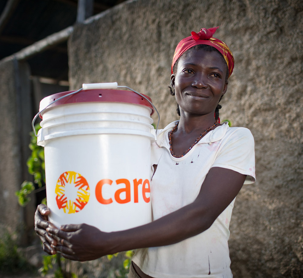 Donate to help CARE respond to emergencies and crises around the world