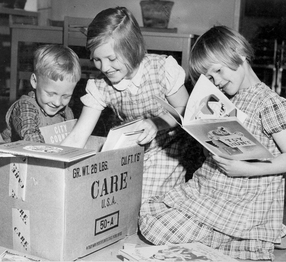 CARE Australia - Who We Are - CARE History