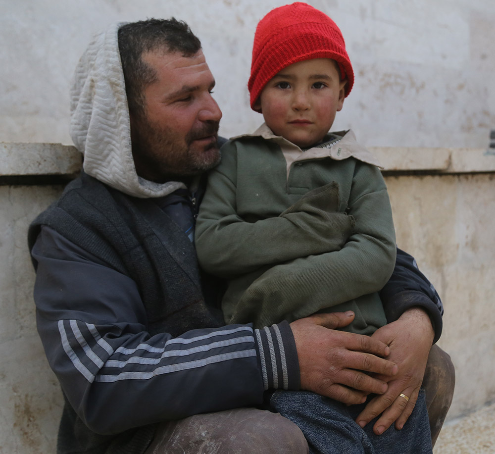 Syria Crisis Emergency Appeal - CARE Australia