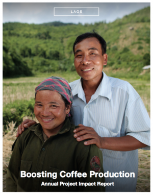 Laos - Boosting coffee production