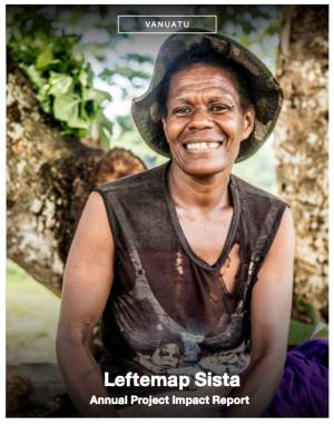 Vanuatu - Leftemap Sista