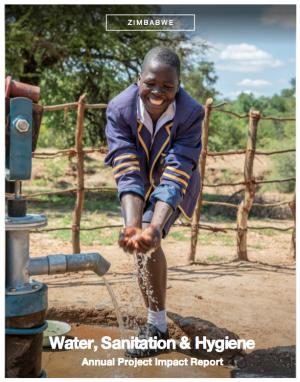 Zimbabwe - Water, Sanitation & Hygiene