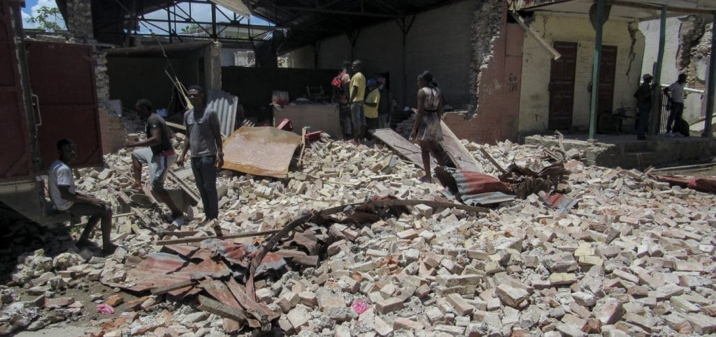 Haiti 2021 Earthquake